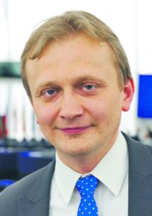 Piotr Serafin Parlament Europejski