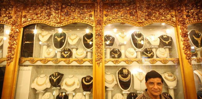 Sklep z biżuterią w Bangladeszu