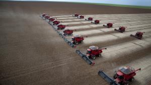 Rolnictwo, żniwa