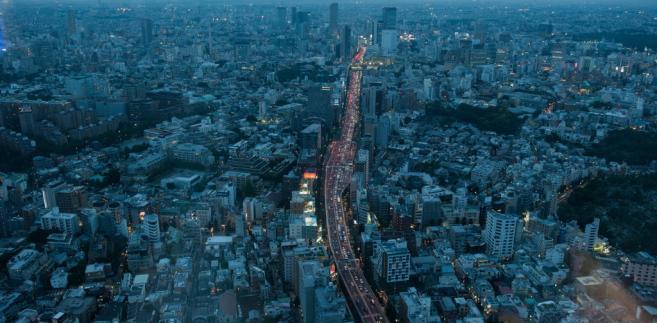 """Tokio, Japonia, autor: Noriko Hayashi. Kategoria: """"Globalny krajobraz"""""""