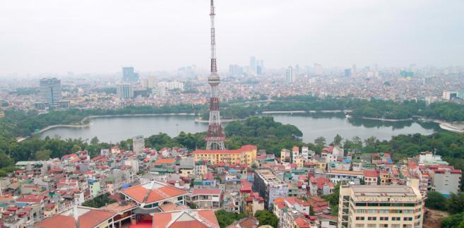 Hanoi, Wietnam.