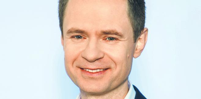 Michał Melaniuk, prezes Skanska Residential Development materiały prasowe