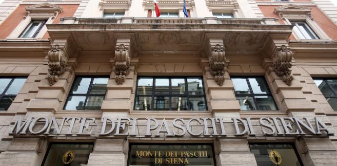 Włoski bank Monte dei Paschi