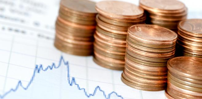 Wykres i monety