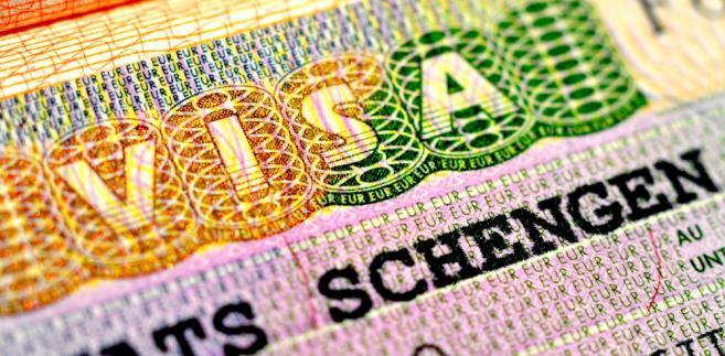 Wiza do strefy Schengen