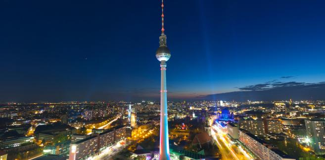Berlin nocą, Niemcy