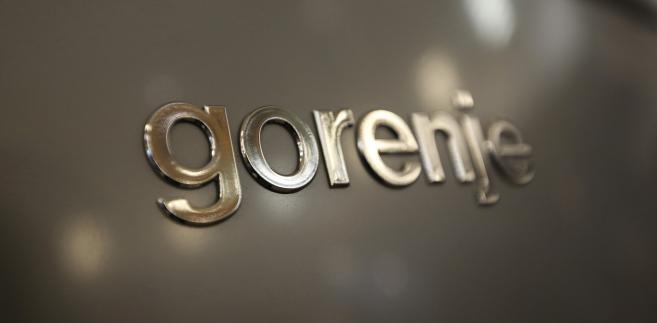 Logo Gorenje, słoweńskiego producenta AGD