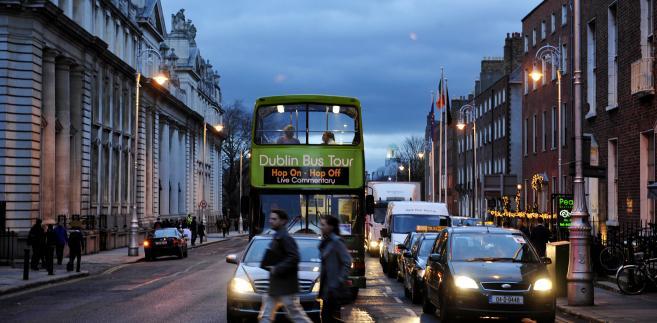 Dublin, stolica Irlandii