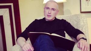 Michaił Chodorkowski w Berlinie