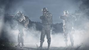 Żołnierze NATO w akcji