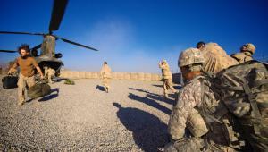 Misja NATO - ISAF w Afganistanie