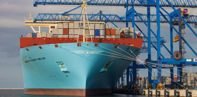 Terminal w Gdańsku, Maersk