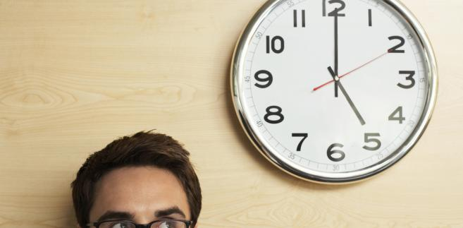 zegar, czas