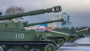 Rosyjskie czołgi