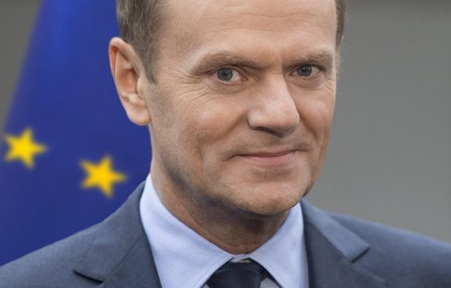 Donald Tusk, szef Rady Europejskiej.