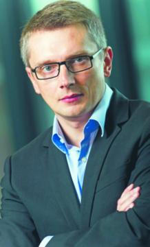 Tomasz Szubiela, wiceminister spraw wewnętrznych odpowiedzialny m.in. za realizację projektów informatycznych resortu oraz rozwój rejestrów państwowych mat. prasowe