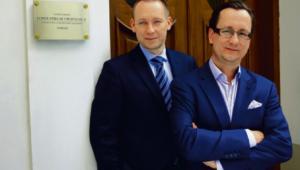 Mariusz Pawlak i Rafał Lorek, partnerzy w LP Family Office mat. prasowe