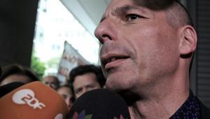 Yanis Varoufakis,  EPA/SIMELA PANTZARTZI Dostawca: PAP/EPA.