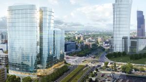 Sienna Towers, wizualizacja Ghelamco