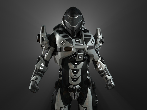 Żołnierz robot