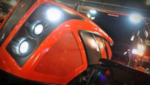 Ciągnik URSUS C-3150V Power z transmisją Vigus