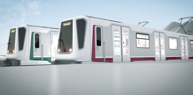 Tak będą wyglądały pociągi metra Inspiro dla Sofii z konsorcjum Siemensa i Newagu