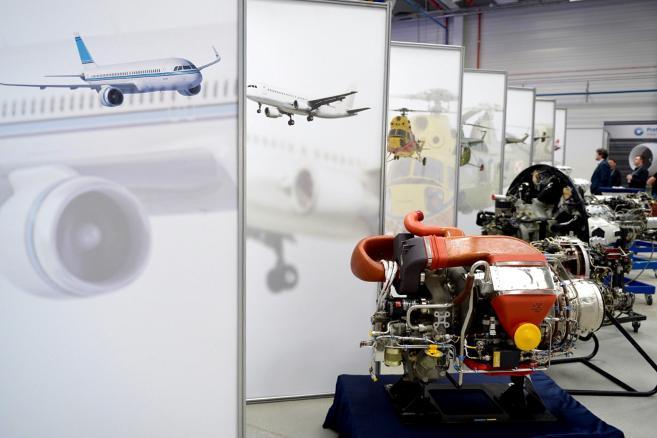 Centrum Badawczo-Rozwojowe w firmie Pratt & Whitney w Rzeszowie  (dd/mr) PAP/Darek Delmanowicz