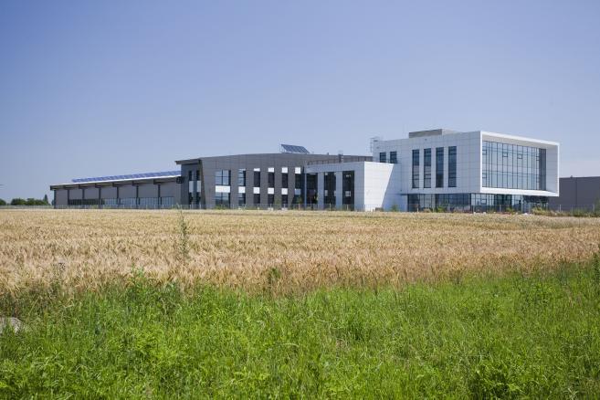 Ekologiczny budynek - fot. materiały prasowe Wielkopolskiego Przedsiębiorstwa Inżynierii Przemysłowej