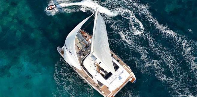 Jacht Sunreef Yachts