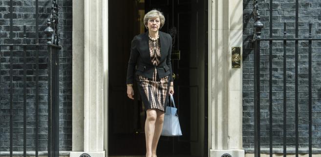 Minister spraw wewnętrznych Wielkiej Brytanii i kandydatka na nowego premiera Theresa May