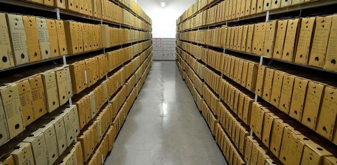 IPN archiwum akt