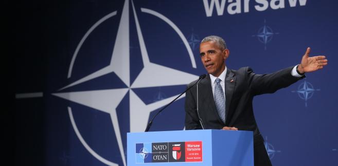 Obama szczyt NATO