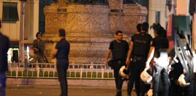 Turcja zamach stanu