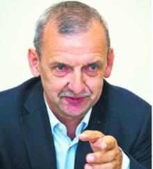 Sławomir Broniarz, prezes Związku Nauczycielstwa Polskiego wojtek górski