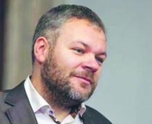 prof. Bartosz Brożek filozof, kognitywista i prawnik, pracuje w Katedrze Filozofii Prawa i Etyki Prawniczej na Uniwersytecie Jagiellońskim fot. Adam Walanus/mat. prasowe