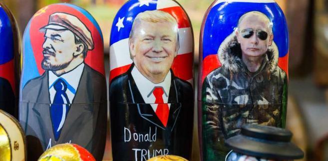Putin i Trump fot Maxim Apryatin