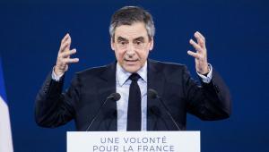 Francois Fillon, wystąpienie w Paryżu z 9.04.2017 r.