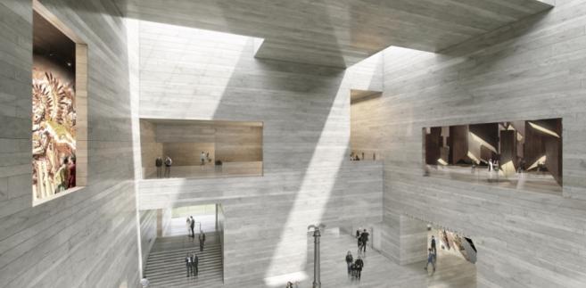 Muzeum Historii Polski - wizualizacja 4