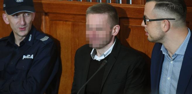 Marcin P. przed komisją śledczą ds. Amber Gold
