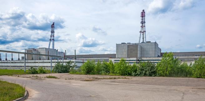 Elektrownia atomowa w Ignalinie