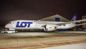 Dreamliner B787-9 LOT-u