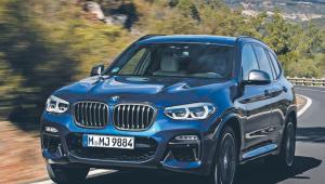 BMW X3 M40i fot. Materiały prasowe