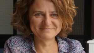 Katarzyna Mroczek. Fot. Robert Walker