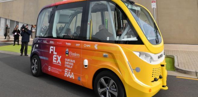 Samochód Flex Autonomous