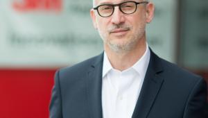 Alain Simonnet, dyrektor zarządzający 3M na region Polski, Ukrainy i Gruzji