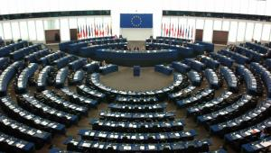 Sala Plenarna Parlamentu Europejskiego