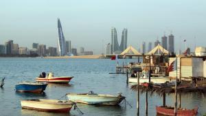 Miasto Manama, stolica Królestwa Bahrajnu. Fot. Shutterstock.