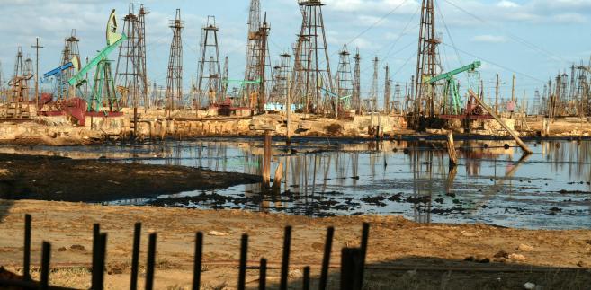 Pole naftowe w Azerbejdżanie