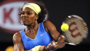 Serena Williams broni w Melbourne wywalczonego przed rokiem tytułu
