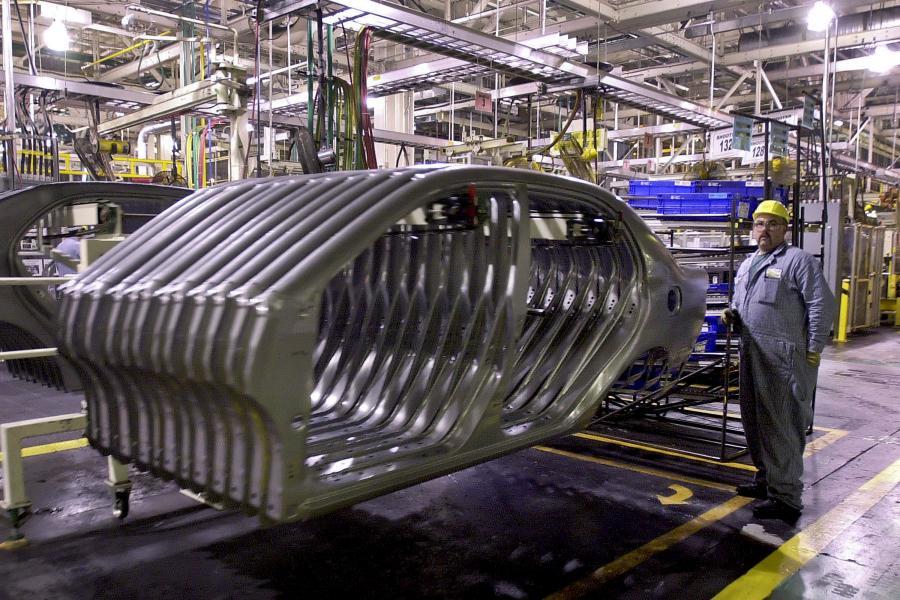 Fabryka samochodów Toyoty